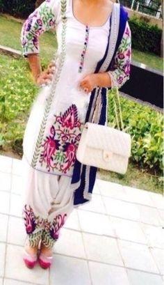 Ethnic-Bollywood-Designer-Punjabi-Patiala-Indian-Salwar-kameez-Wedding-suit