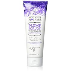 Not Your Mother's Plump For Joy Thickening Conditioner 8 Ounce Fine/Thin Hair #NotYourMothers