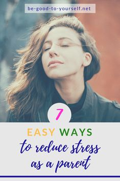 7 Easy Ways to Relieve Stress as a Parent Meditation Kids, Mindfulness For Kids, Mindfulness Activities, Single Parenting, Good Parenting, Parenting Hacks, Mama Mia, Postpartum Anxiety, Mom Planner