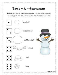 Mrs. Albanese's Kindergarten Class: Winter Wonderland