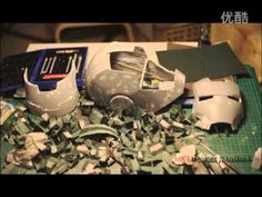 How to Make a real Iron Man Helmet - YouTube