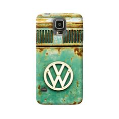 VW Retro Samsung Galaxy Case from Cyankart Samsung Galaxy S5, Galaxy S2, S5 Mini, Iphone 4s, Retro, Ipod Touch, Vw, Iphone 4, Retro Illustration