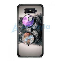Shades Cool Kitty Cat Eye Galaxy Nebula LG G5 Case   armeyla.com