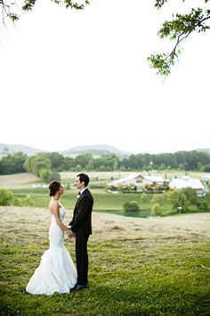 Mint Springs Farm Nashville wedding. Photos by Janelle Elise photography