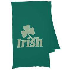 Irish Scarves St. Patricks Day Gift Ideas St. Patrick's Day, #Irish, #Clover, #Shamrock, #Ireland, Lucky, Gifts, seasonal, motivational
