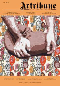 Artribune magazine #15 Graphic Design Typography, Cool Art, Magazines, Geek, Culture, Barbers, Journals, Geeks