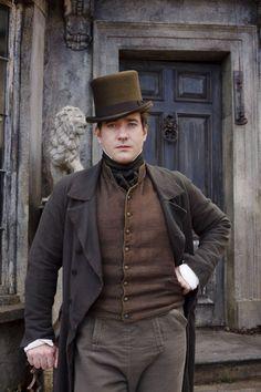 Little Dorrit (2008) Matthew Macfayden as Arthur. Clennam