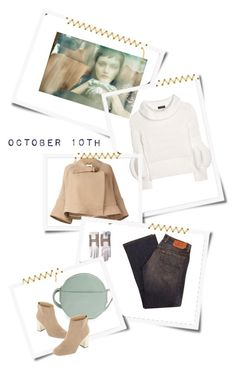 """OOTD"" by yesitsme123 ❤ liked on Polyvore featuring BAGGU, Chloé and Burberry"