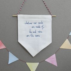 15. Brontë Banner | Community Post: 20 Perfect Etsy Gifts For Book Lovers In Your Life