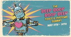 Are you ready to free up time & streamline your small business processes?   Check out the 2018 Beep Boop Boop Beep Tools and Systems summit!  4 Days. 21 Speakers. Presentations and downloads to help you REALLY learn the tools that can help your business grow.