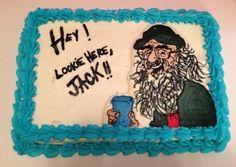 Duck dynasty birthday cake #duckdynasty