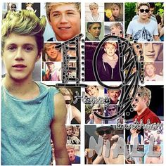 Happy birthday Niall