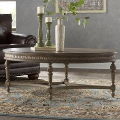 Purchase June Coffee Table By Fleur De Lis Living Espresso Coffee Table, Oval Glass Coffee Table, Large Coffee Tables, Lift Top Coffee Table, Coffee Table With Storage, Accent Furniture, Living Room Furniture, Coffee Table Wayfair, Tufted Storage Ottoman