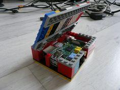 Construisez votre boîtier pour le Raspberry Pi en LEGO
