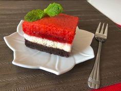 Najlepsze przepisy na pyszne i efektownie wyglądające ciasta, którymi zaskoczysz swoich gości! - Blog z apetytem Cheesecake, Pudding, Sweets, Tableware, Blog, Ann, Diet, Kaftan, Dinnerware