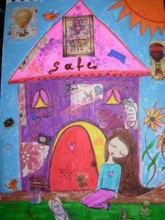 Safe  Art journal/sketchbook/notebook/dreambook/life by eltsamp