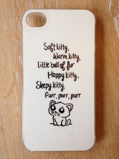 Hand drawn iphone 4s case Big Bang Theory by TheCyberPhoenix, £7.00