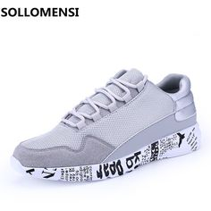 Hot Style 2017 Men Running Shoes Ultra-light Athletic Sport Male Shoe Breathable Mesh Skidproof Outdoor Sneakers Zapatos Hombre #Affiliate