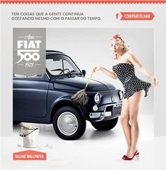 Fiat 500 and maid :) i like both :)