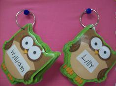 Cute helper owls!