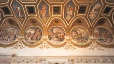 Palazzo Te - Mantova | HD - YouTube