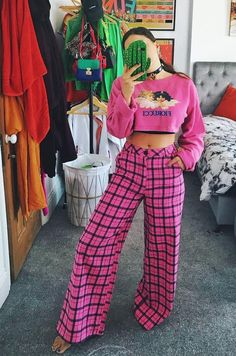 Pink Fashion, 90s Fashion, Fashion Outfits, Womens Fashion, Fashion Ideas, Aesthetic Fashion, Aesthetic Clothes, Aesthetic Colors, Pretty Outfits