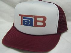 TAB Trucker hat - Products, Business and Brands Trucker Hats & More