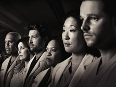 Grey's Anatomy - from the beginning