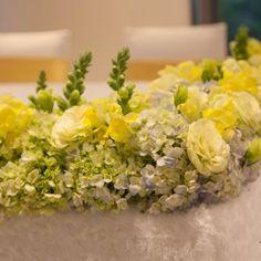 #yellow #weddingtheme #flowerdecoration #flowergate #gallerytable #receptiontable #pingpong #welcomedrinks Flower Decorations, Wedding Decorations, Reception Table, Vegetables, Yellow, Flowers, Veggies, Florals, Wedding Decor