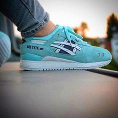 Sneakers Femme - Asics Gel Lyte III