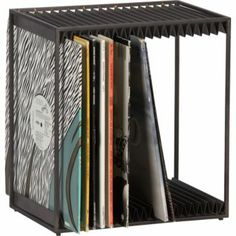 display modular vinyl storage in view all sale Vinyl Storage, Record Storage, Record Display, Lp Storage, Lps, Home Office Furniture, Modern Furniture, Media Furniture, Furniture Storage