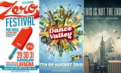 30 Creative Poster Designs and Flyer Designs for your inspiration. Follow us www.pinterest.com/webneel