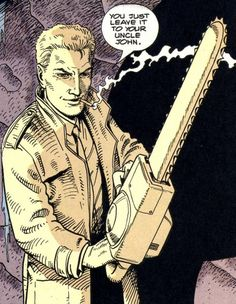 MCM Buzz Bites TV: NBC has confirmed that a pilot for the a drama based on DC Comics characters featured in Constantine, has been given the go ahead. Constantine tells the story of a con man who becomes a supernatural detective and protects us from dark forces.