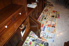 Diy: transformación y decapado de un mueble   Manualidades Chalk Paint, Ideas Para, Painted Furniture, New Homes, Diy, Painting, Vintage, Home Decor, Painted Sideboard