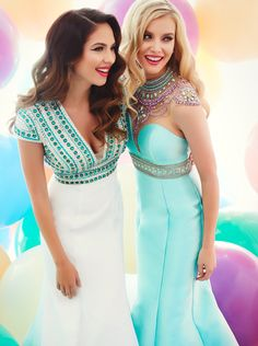Make this 2016 prom magical in a Mac Duggal dress!