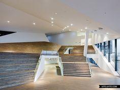 EYE Film Institute // Delugan Meissl Associated Architects   Afflante.com