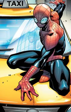 Avenging Spider-Man #16 (2013) by Paco Medina, inks by Juan Vlasco, colours by David Curiel *