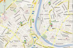 Die Standorte in Bern.