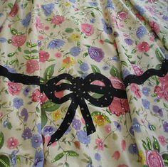 Rock n Roll ladies swing skirt circular skirt. by ThemeCostumesUK