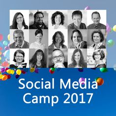 Social Media Sommer-Camp vom 17.-21. Juli: 15 Webinare live und als Videoaufzeichnung
