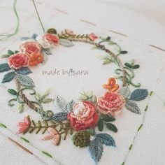 The Beauty of Japanese Embroidery - Embroidery Patterns Cushion Embroidery, Embroidery Motifs, Learn Embroidery, Embroidery Patterns Free, Silk Ribbon Embroidery, Hand Embroidery Designs, Embroidery Kits, Embroidery Supplies, Brazilian Embroidery Stitches