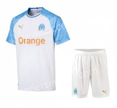 Maglia Home Olympique de Marseille Clinton NJIE