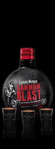 Rum Drinks | Our Rum Products | Captain Morgan Rum