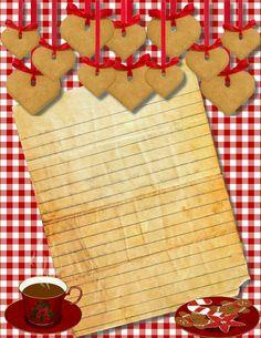Free Recipe Quick Page sugar_cookie_blank Scrapbook Recipe Book, Scrapbook Paper, Homemade Recipe Books, Homemade Cookbook, Making A Cookbook, Family Recipe Book, Recipe Paper, Printable Recipe Cards, Recipe Binders