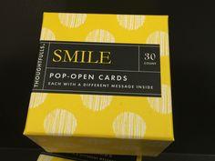 Pop up inspiring cards