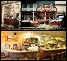Nevada City Classic Cafe and the National Hotel
