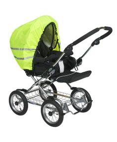 Odblaskowy pokrowiec do wózka dla dzieci. Reflective hood.