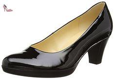 Gabor Shoes Gabor Fashion, Escarpins Femme, Bleu (Marine Natur), 41 EU