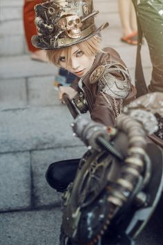 Steampunk Tendencies | Cosplay ~ Zing Ruby New Group : Come to share, promote your art, your event, meet new people, crafters, artists, performers... https://www.facebook.com/groups/steampunktendencies