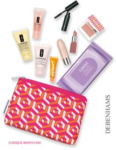 Bonus time in the United Kingdom and Ireland: Visit Debenhams or shop online to get a free 7-pc gift. http://clinique-bonus.com/united-kingdom/